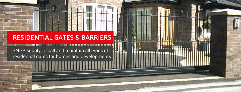 Residential Gates & Barriers
